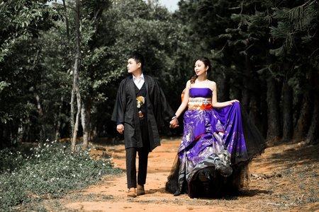 攝影師小松-和洋振袖婚紗