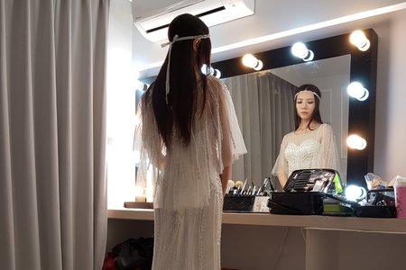 高訂製珠寶禮服拍攝