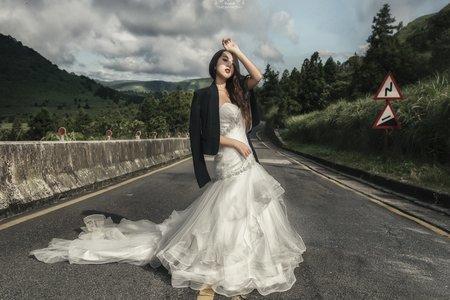 婚紗作品-宛