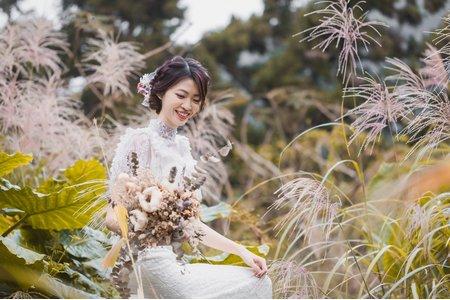 婚紗作品-Mina