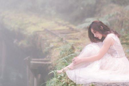 婚紗作品-卉