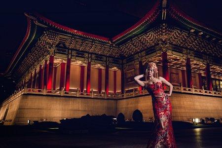 婚紗-中式禮服