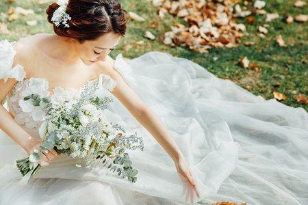 歐美仙仙風婚紗