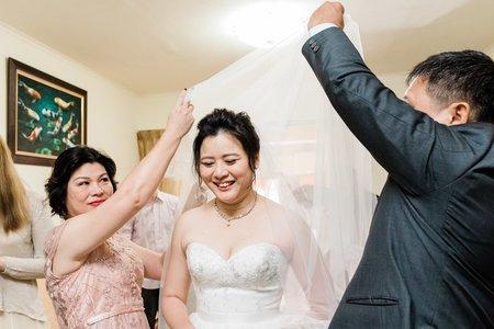 Bride-Wooga婚禮 Part 2