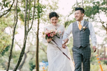 Bride-Wooga婚禮 Part 3