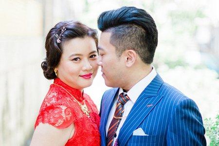 Bride-Wooga 婚禮Part 1
