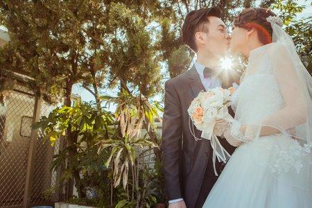 台中婚禮紀錄(結婚&僑園)