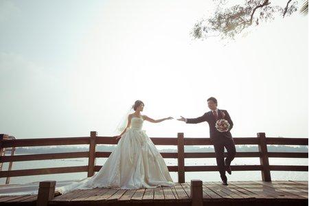 高雄婚禮紀錄(圓山飯店&漢神巨蛋)