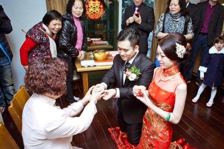 台中婚禮紀錄(台中清新溫泉飯店)