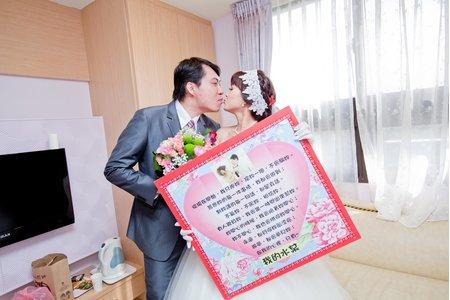 彰化 婚禮紀錄(田尾民宿&阿宗海鮮餐廳)