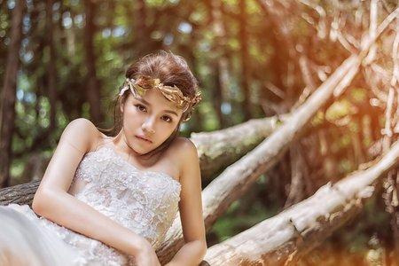 ?森林系妝髮造型?