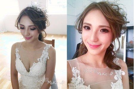 微仙氣?婚紗拍攝造型?