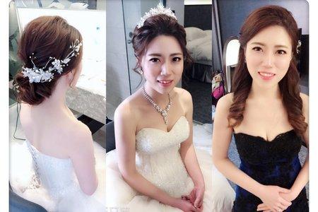 ??韓系裸妝氣質四造型(婚禮現場)✨
