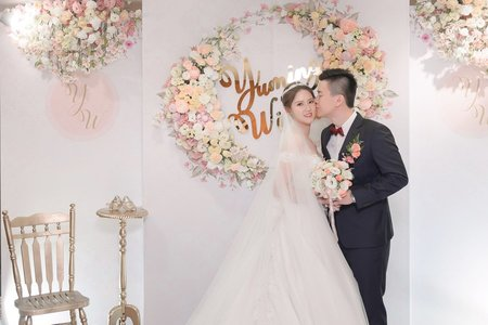 台南香格里拉飯店|女孩們心中夢想的唯美婚佈