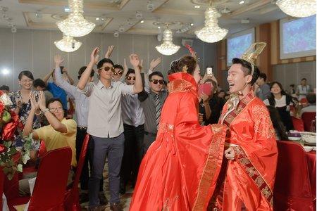 台南情定婚宴城堡婚攝