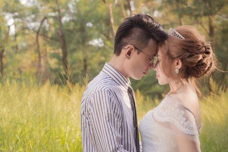 阿峰&柯妹子-自助婚拍