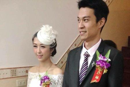 坤娥結婚之囍