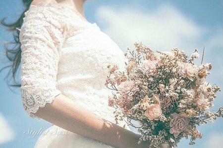 Bride。筱涵