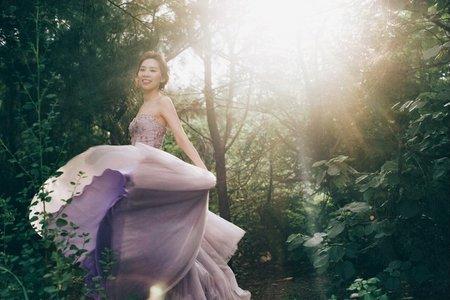 Bride。庭溱