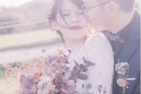 Bride。柔