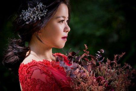 Bride。媃