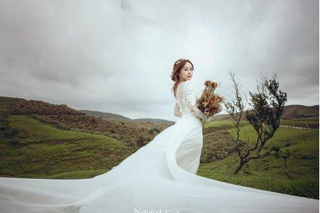 Bride。熏