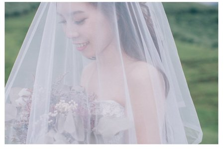 Bride。溱