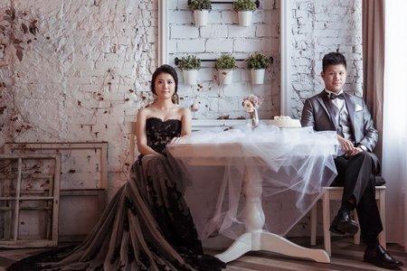 Bride。婷