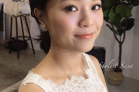 Pre-wedding。蓉