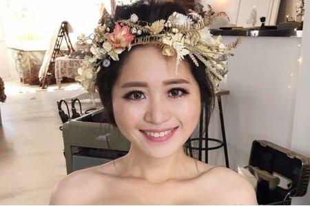 Pre-wedding。雯