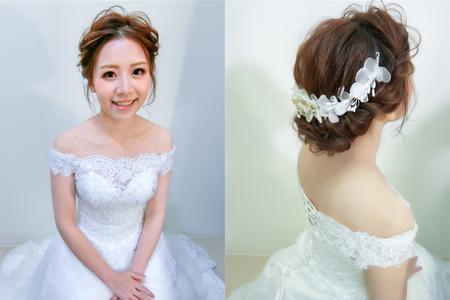 極緻美新娘妝髮精選