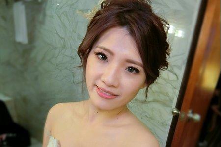[Bride 蕊娜]仙氣長編髮