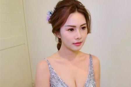 [短髮新娘 鳳姿]仙氣編髮