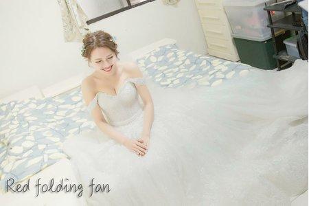 新竹紅扇影像&婚禮攝影 新莊典華 Tom❤️Sharon