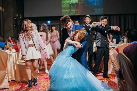 ❚婚禮紀實❚台中葳格寶麗金國際宴會廣場午宴