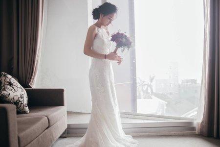 ❚婚禮紀實❚台南情定婚宴城堡永康館午宴