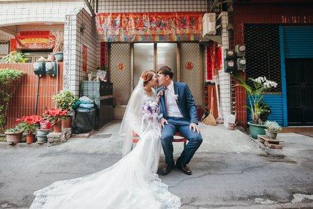 ❚婚禮紀實❚彰化全國麗園午宴