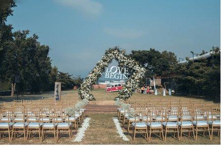 后里星月大地戶外婚禮體驗日