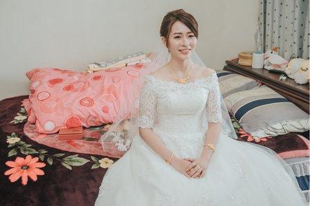 ❚婚禮紀實❚台南自宅迎娶活動中心午宴