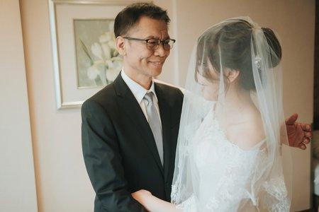 ❚婚禮紀實❚中壢古都飯店迎娶皇帝嶺午宴
