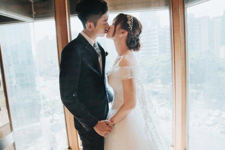 ❚婚禮紀實❚高雄自宅迎娶大八大飯店午宴