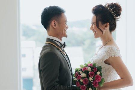 ❚婚禮紀實❚ 彰化全國麗園大飯店午宴