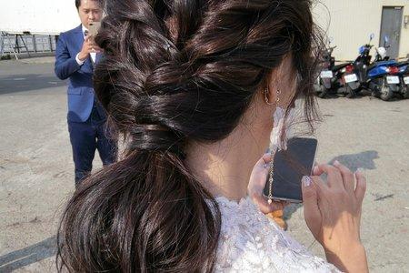 宜樺拍婚紗