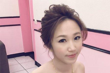 2017/12/23 虎尾鎮新秘 金曉倩 結婚宴