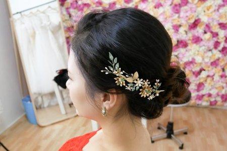 新娘造型09