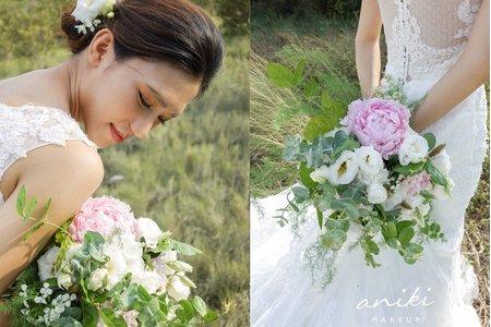 新娘造型34