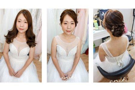 新娘造型52