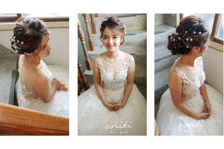 新娘造型62