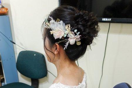 新娘造型68