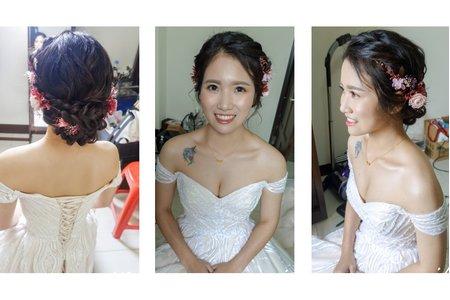 新娘造型84